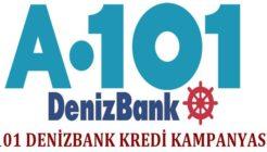 A101 Denizbank Faizsiz 2 Bin TL Kredi Kampanyası