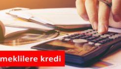 Emeklilere Özel Uygun Faizli Kredi Veren Bankalar