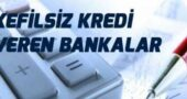 Kefil Olmadan Hangi Bankalardan Hemen Bayram Kredisi Alabilirsiniz