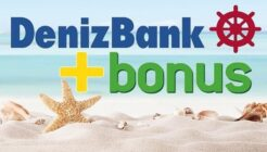 Denizbank Bonus Kredi Kartına Başvur 200 TL Bonus Kap!
