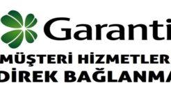 Garanti Bankası Müşteri Hizmetlerine Direk Bağlanma