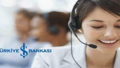 Türkiye İş Bankası Müşteri Hizmetlerine Direk Bağlanma