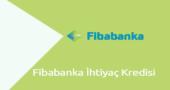 Fibabanka Aylık 233 TL Taksitli 10 bin TL Kredi Kampanyası Başlattı!