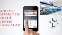 Şubeye Gitmenize Gerek Kalmadan Online 25 Bin TL Kredi Başvurusu!