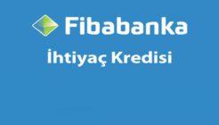 Fibabanka'dan Çalışan ve Emeklilere 70 Bin TL Düşük Faizli Kredi