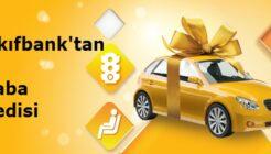 Vakıfbank Sıfır ve İkinci El'e Özel Düşük Faizli Araç Kredi Kampanyası!
