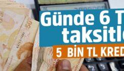 ING Bank'tan Günde 6 TL Taksitle 3 Ay Ödemesiz İhtiyaç Kredisi Kampanyası