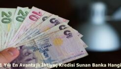 2021 Yılı En Avantajlı İhtiyaç Kredisi Sunan Banka Hangisi?