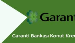 Garanti Bankası Düşük Faizli Konut Kredisi Kampanyası Başlattı!