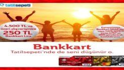 Ziraat Bankası Bankkart Tatil Sepeti Kampanyası