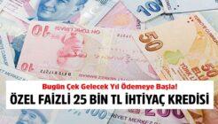 İş Bankası Bugün Çek Gelecek Yıl Ödemeye Başka Kredi Kampanyası!